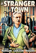 A Stranger in Town NEW DVD