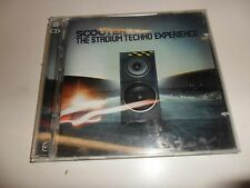 CD the stade techno experience de scooter (2003) - DOUBLE CD