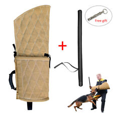 Dog Bite Sleeve & Stick Whip Training Working Dogs Large POLICE DOGS Schutzhund