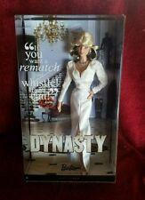 Linda Evans as Krystle from Dynasty Barbie Doll (Pink Label) NIB