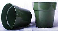 20 NEW 6 Inch Dillen Standard Plastic Nursery Pots ~ Pots ARE 6 Inch Round At...