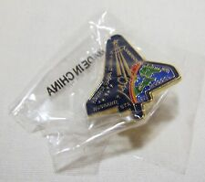 NASA Space Shuttle Ship Craft Columbia STS-107 Flight Lapel Pin Forest Service