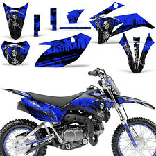 Yamaha TTR110 TTR 110 Graphic Kit Dirt Bike Sticker Wrap MX Decals 11-16 REAP U