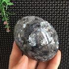 177g+Flash+Larvikite+Palm+Stone+Quartz+Crystal+Specimen+Healing