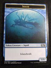 MTG Squid Token Magic 2015 League Promo NM/Mint Extremely Rare!