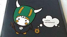 Lote: diversión Gris Motiv-iPAD Funda Manga Para iPad 1 2 3