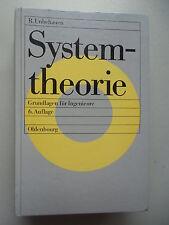 Systemtheorie Grundlagen für Ingenieure 1993