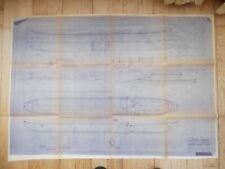 Mystic Seaport barco planes de ostra Piragua Canoa Single mástil barco velero 1824