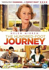THE HUNDRED FOOT JOURNEY     BRAND NEW SEALED UK DVD