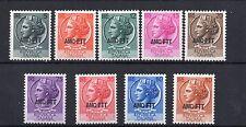 FRANCOBOLLI 1953/54 TRIESTE A TURRITA MNH  D06592