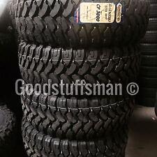 Comforser CF3000 35X12.50R20 LT 121Q 10PR M/T Mud Terrain Tires X 4 Brand New