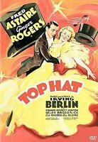 Top Hat (DVD, 2005) Fred Astaire Ginger Rogers Irving Berlin