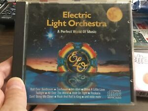ELO / Electric Light Orchestra - A Perfect World Of Music (CD-Album, 1985)