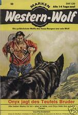 Western-Wolf Nr. 058 ***Zustand 1/1-***