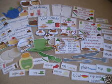 CAFE food role play CD pack -EYFS/ KS1