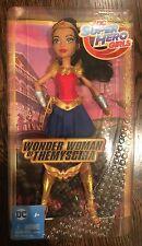 DC Super Hero Girls Origin Dolls - Wonder Woman of Themyscira - RARE
