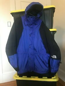 The North Face  90's Mountain Light Gore-Tex Jacket Blue X-Large