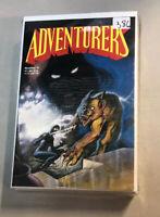 Adventurers Lot (1986) (VF/NM) Complete Set Books 1 2 & 3