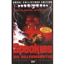 DVD SPOOKIES UNCUT WIE NEU LIMITED GROSSE HARTBOX (500 Stück) 1986