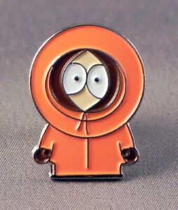 South Park Style Kenny Pin Badge