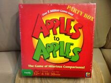 Apples to apples party box-It's A Buy It Now, So By Before Somebody Else Does !