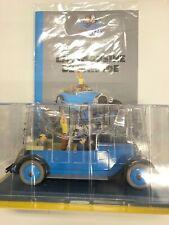 en voiture Tintin n19 la limousine de parade 1/24 NEUF JAMAIS OUVERT  moulinsart