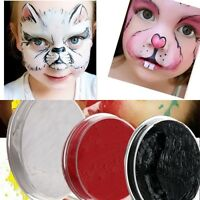 6ml Make Up Face Paint Color Palette Fun Halloween Party Fancy Painting~~