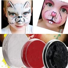 6ml Make Up Face Paint Color Palette Fun Halloween Party Fancy Painting-Set'