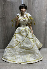 Ashton Drake Queen Elizabeth Ii Commemorative Coronation Portrait Doll Read!