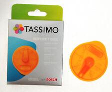 Bosch Tassimo Service T-Disc ORANGE für JOY: TAS 43xx 45xx 47xx / CHARMY TAS55xx