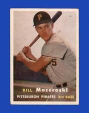 1957 Topps Set Break # 24 Bill Mazeroski EX-EXMINT *GMCARDS*