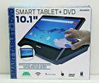 "Sylvania SMART TABLET & PORTABLE DVD PLAYER 10.1"",SLTDVD1024 16GB, Wi-Fi,  NEW"