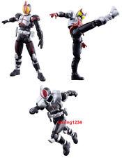 Bandai Kamen Masked Rider Kiva 555 Faiz Action Figure SAGA 2 Gashapon set 3 pcs