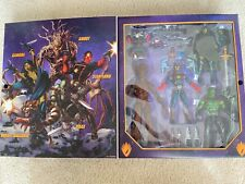 Marvel Legends Guardians of the Galaxy Entertainment Earth Box Set - New LOOSE