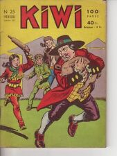 KIWI no 25 editions LUG  septembre 1957