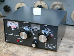 MFJ -936B High Efficiency Small Loop Tuner for 3.5 to 30Mhz @ 150Watts