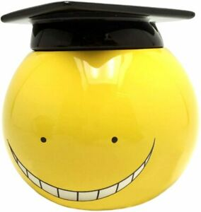 Cup Assassination Classroom Koro Sensei 3D Shaped Mug with Lid ABYstyle