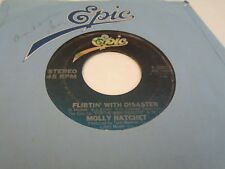 Molly Hatchet Gunsmoke/Flirtin' With Disaster 45 RPM 1979 Epic Records VG+