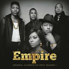 EMPIRE SEASON 1 SOUNDTRACK: CD ALBUM (May 25th 2015)