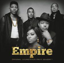 EMPIRE SEASON 1 SOUNDTRACK: CD ALBUM (May 25th 2015)