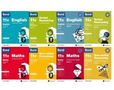More details for bond 11 plus 10-11 yrs: 8 book set: assessment & 10 min tests