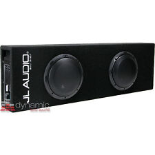 "JL Audio ACP208LG-W3v3 Dual 8"" MicroSub + Amplified Sub Ported-Enclosure System"