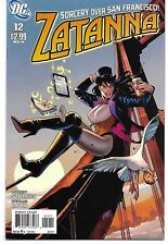 Zatanna #12 (2011) VF/NM DC Comics