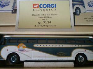 Corgi 98460 New York World Fair Yellow Coach 743