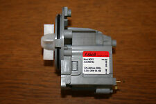 Askoll Pump Motor fits many washing machines with 3 screws fixing pump - Genuine