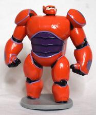 Disney Store Red BAYMAX MECH Big HERO 6 FIGURINE Figure Cake TOPPER PVC Toy NEW