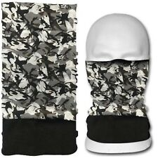 foulard multifonction Hiver écharpe tube polaire ARMY CAMOUFLAGE F