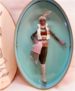 Mattel Byron Lars Coco Barbie Doll 2007 Gold Label Limited to 6000 K7940