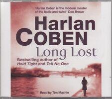 Long Lost Harlan Coben 5CD Audio Book Abridged Crime Thriller Tim Machin