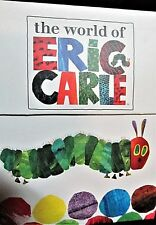 """World of ERIC CARLE NEW! NOTEPAD,Mini pocket, Rare ,4X3"""" ,COLOR,90 PAGES"""